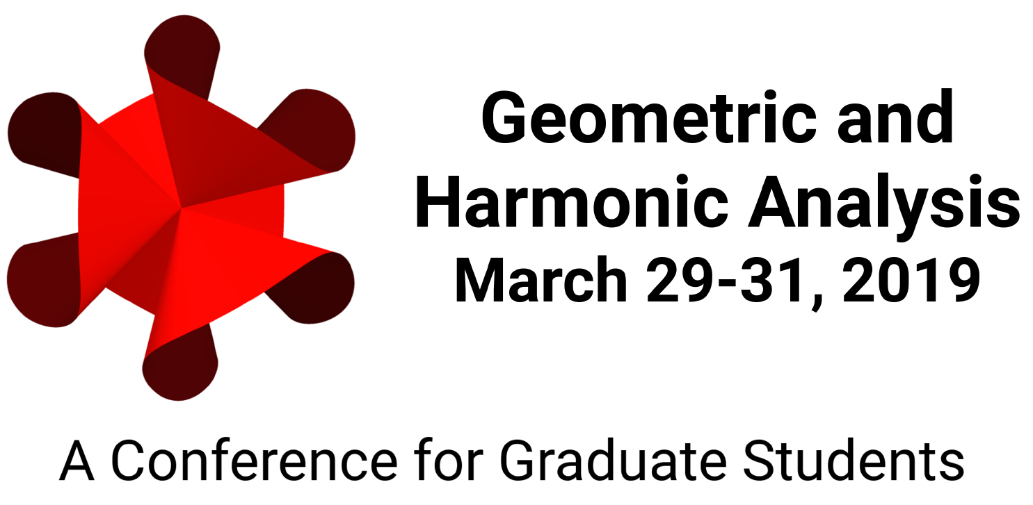 Geometric and Harmonic Analysis Conference