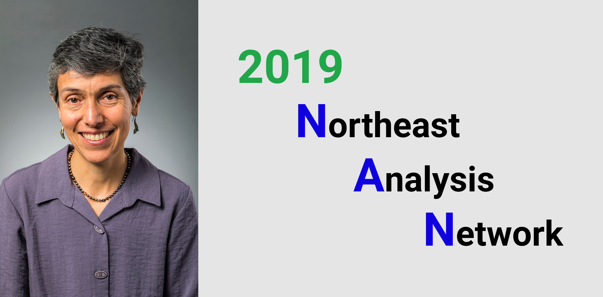 2019 Northeast Analysis Network